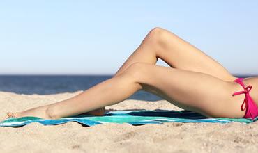 Ladies leg waxing gold coast