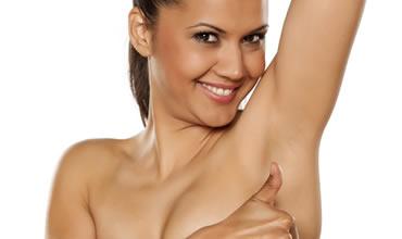 Ladies under arm waxing gold coast