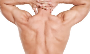 Male back waxing gold coast