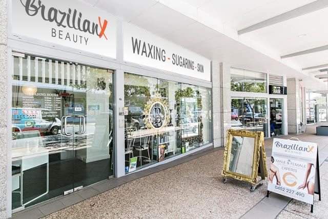 Brazilian X waxing Gold Coast