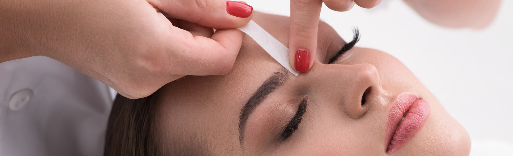 Eyebrow sculpting gold coast